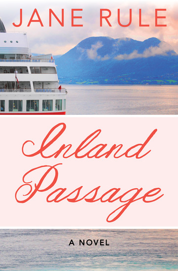 Inland Passage - A Novel - cover