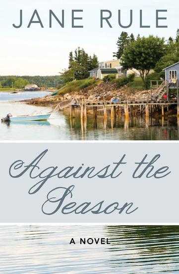 Against the Season - A Novel - cover