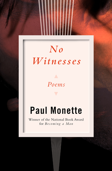 No Witnesses - Poems - cover