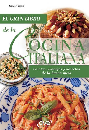 La cocina italiana - cover