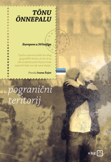 Pogranicni teritorij - cover