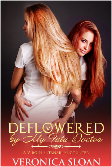 Deflowered By My Futa Doctor - cover