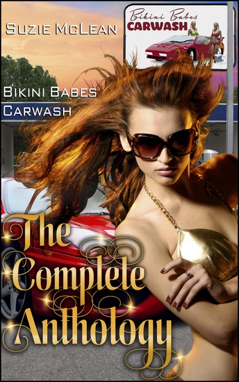Bikini Babes' Carwash - The Complete Anthology - cover