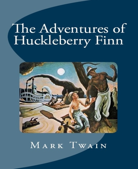 racist terms in mark twains adventures of huckleberry finn