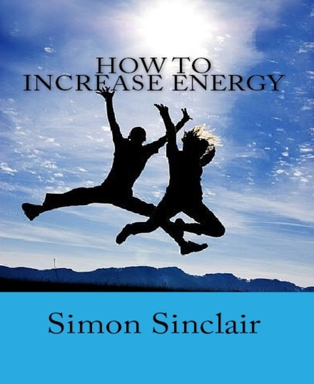 How to Increase Energy - cover