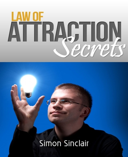 Law of Attraction Secrets - cover
