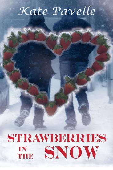 Strawberries in the Snow - cover