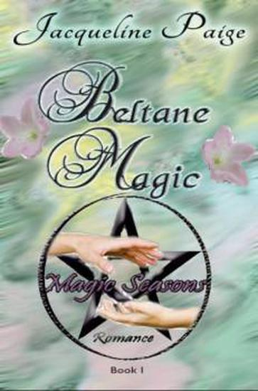 Beltane Magic - Magic Seasons Romance #1 - cover