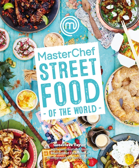 MasterChef: Street Food of the World - cover