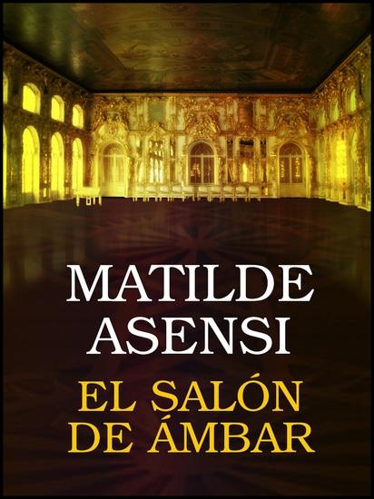 El Salón de Ámbar - cover
