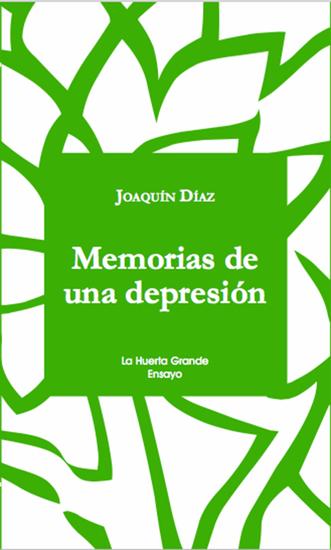 Memorias de una depresión - La cárcel blanca - cover