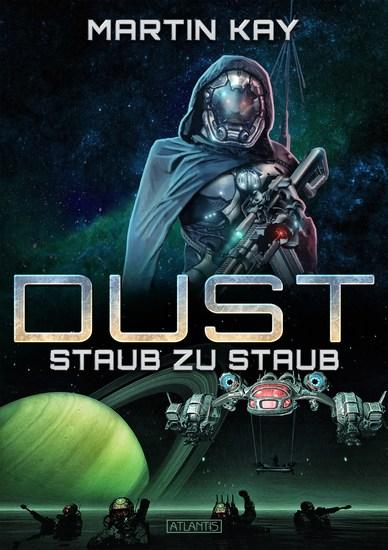 DUST 2: Staub zu Staub - cover