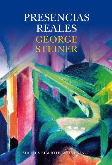 Presencias reales - cover