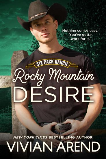 Rocky Mountain Desire - Six Pack Ranch #3 - cover