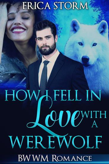 How I Fell In Love With A Werewolf - cover