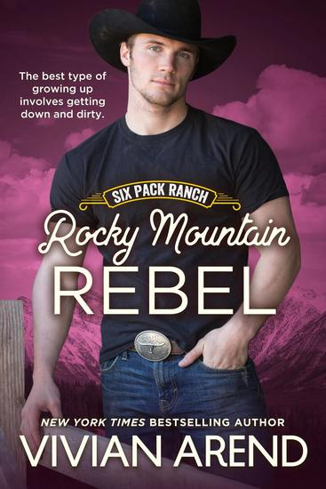 Rocky Mountain Rebel - Six Pack Ranch #5 - cover