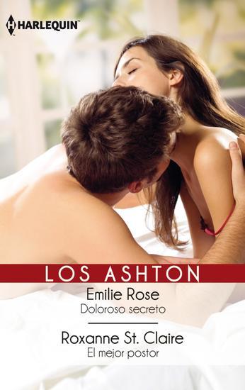Doloroso secreto - El mejor postor - Los Ashton - cover