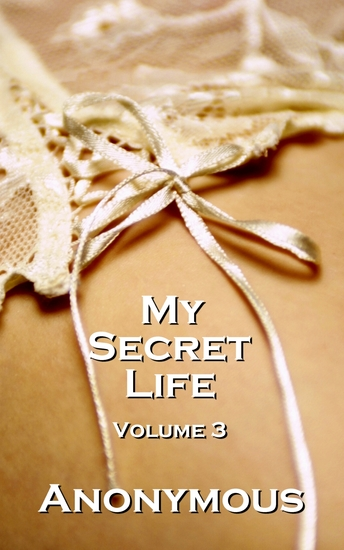 My Secret Life Volume 3 - cover