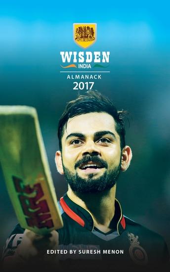 Wisden India Almanack 2017 - cover