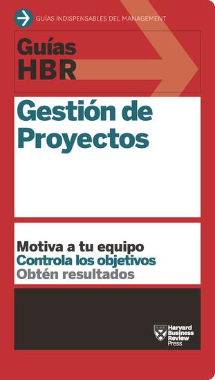 Guías HBR: Gestión de Proyectos - cover