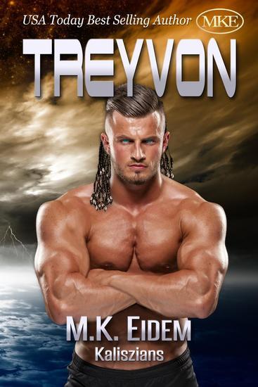 Treyvon - Kaliszians #2 - cover