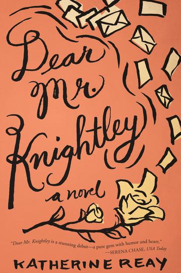 Dear Mr Knightley - A Novel - cover