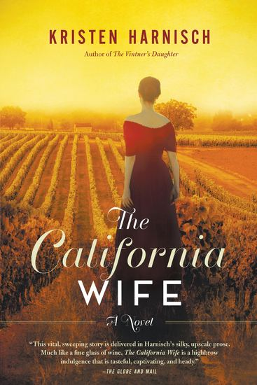 The California Wife - cover