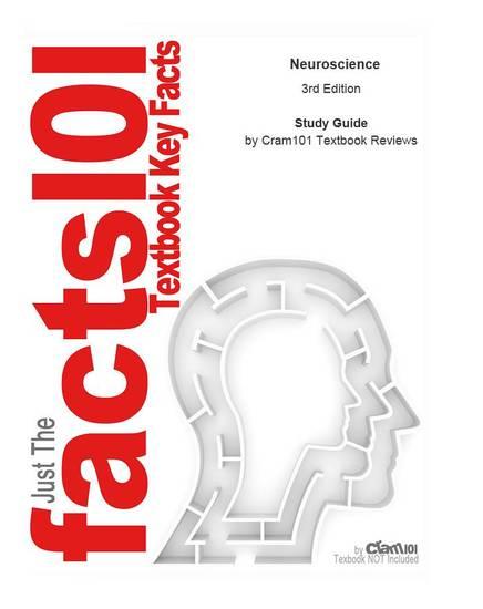 e-Study Guide for: Neuroscience - cover