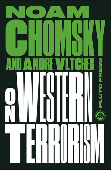 On Western Terrorism - From Hiroshima to Drone Warfare - cover