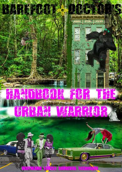 Barefoot Doctor's Handbook for the Urban Warrior - Wayward Taoist Survival Technique - cover