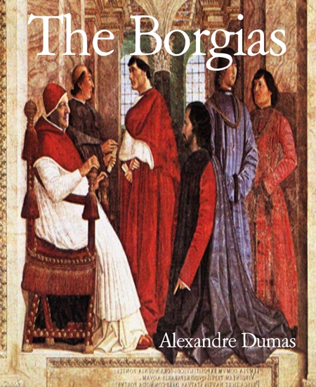 The Borgias - cover