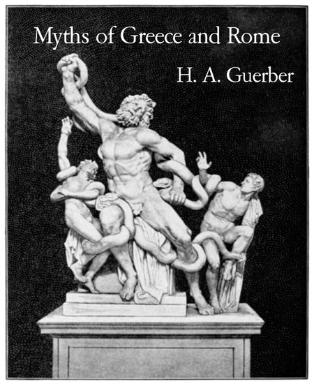 Myths of Greece and Rome - cover