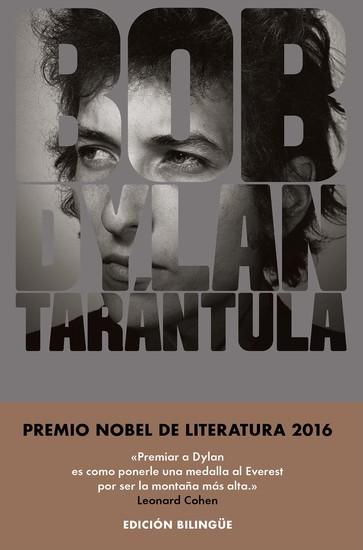 Tarántula - cover
