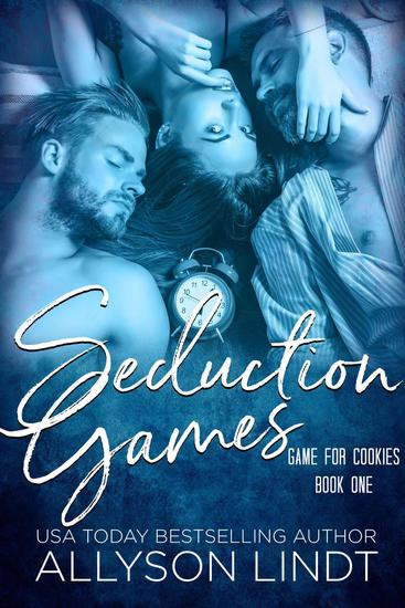 Seduction Games - Game for Cookies #1 - cover