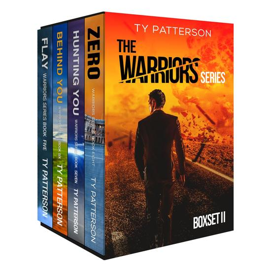 The Warriors Series Boxset II - Warriors Series Boxset #2 - cover