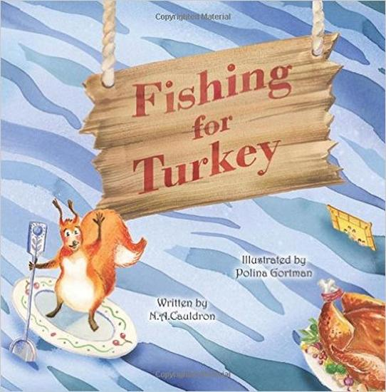 Fishing for Turkey - cover