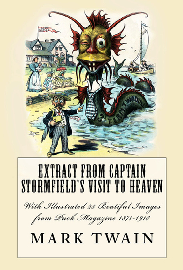 Extract from Captain Stormfield's Visit to Heaven - cover