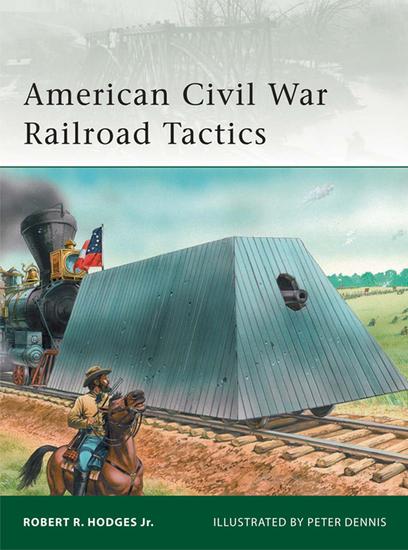 American Civil War Railroad Tactics - cover