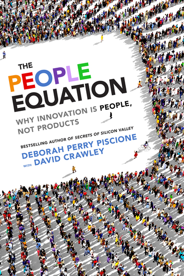 The People Equation - Why Innovation Is People Not Products - cover