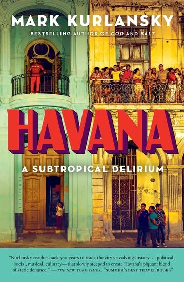 Havana - A Subtropical Delirium - cover