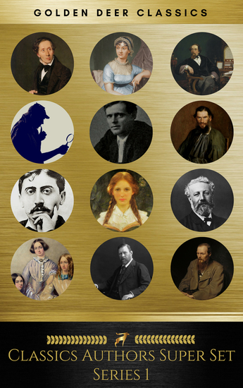 Classics Authors Super Set Serie 1 (Golden Deer Classics) - cover