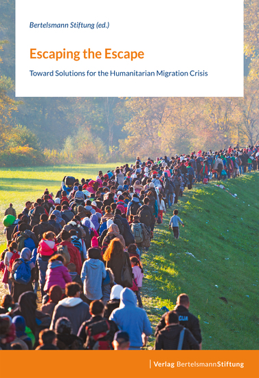 Escaping the Escape - Toward Solutions for the Humanitarian Migration Crisis - cover