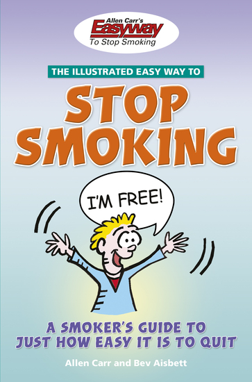 Allen Carr's Illustrated Easyway to Stop Smoking - cover