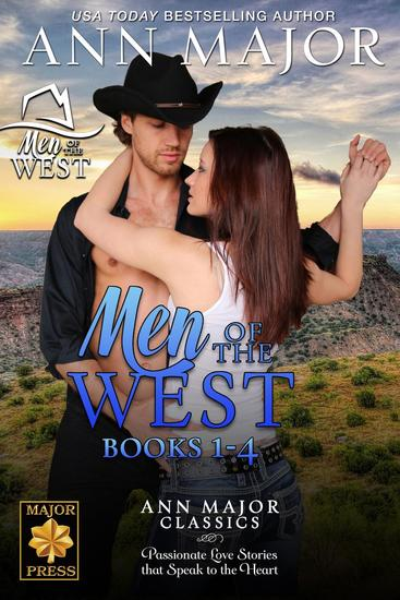 Men of the West Books 1-4 - Men of the West #5 - cover