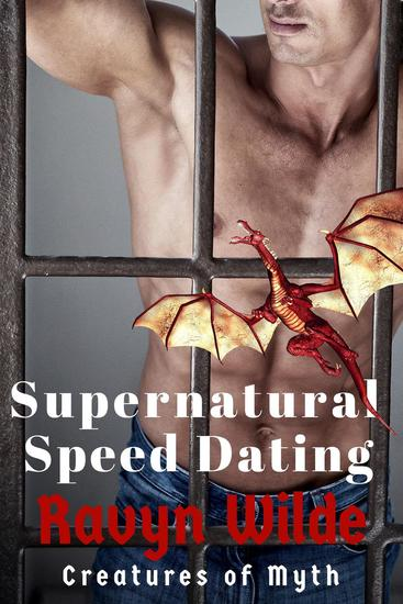 Supernatural Speed Dating - Creatures of Myth - cover
