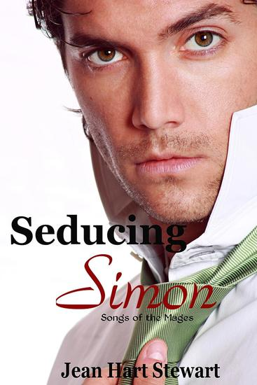 Seducing Simon - Songs of the Mages - cover