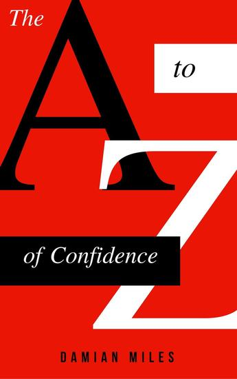 The A to Z of Confidence - cover