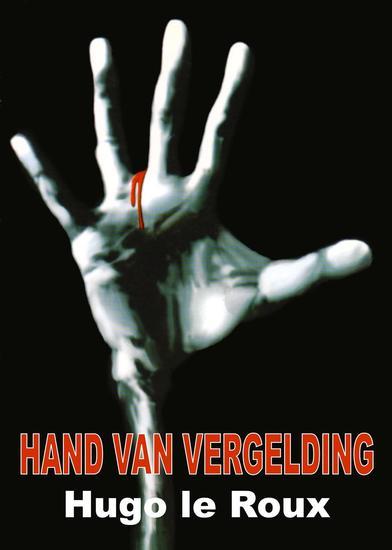 Hand van vergelding - cover