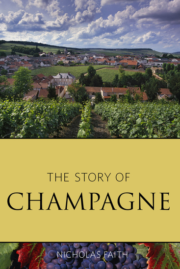 The story of champagne - cover
