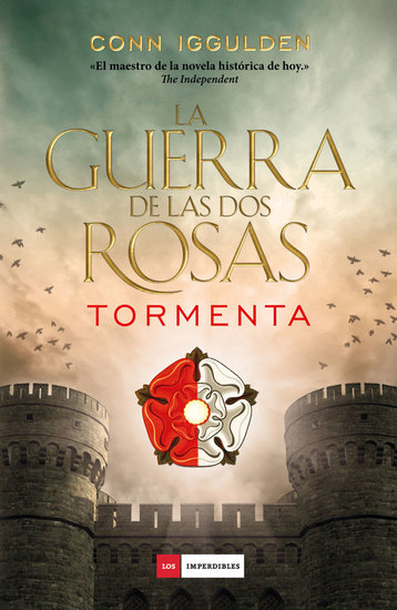 La guerra de las Dos Rosas - cover